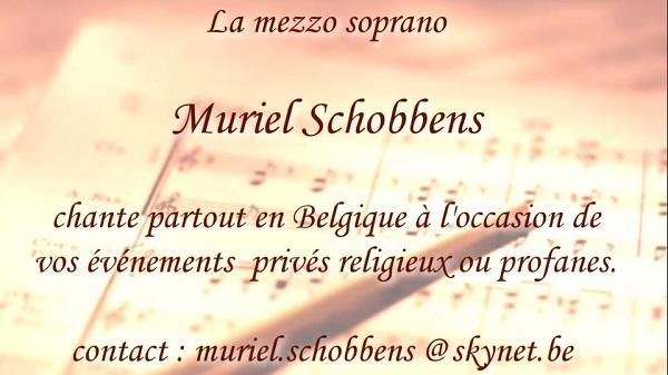 Muriel SCHOBBENS