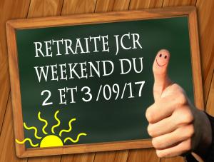 Retraite JCR