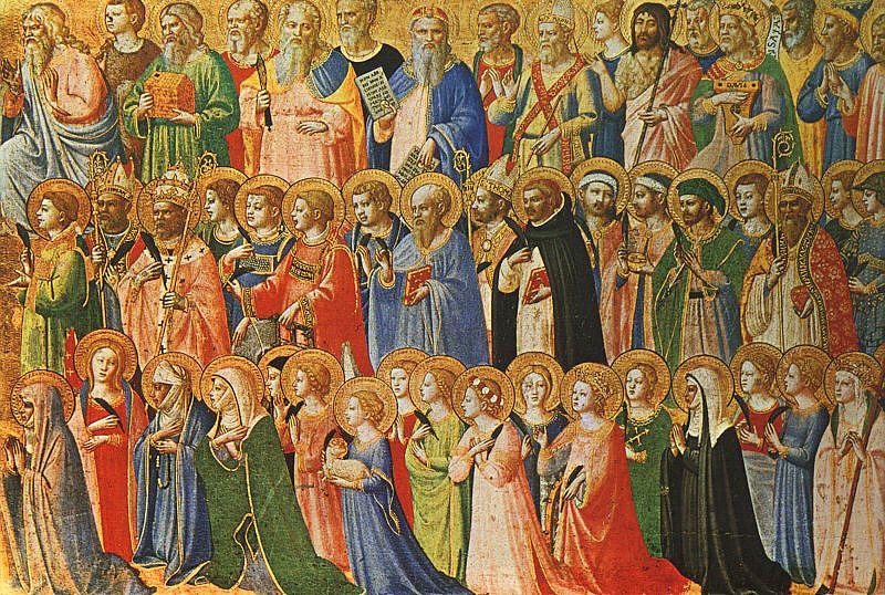 Tous des Saint, tous saints