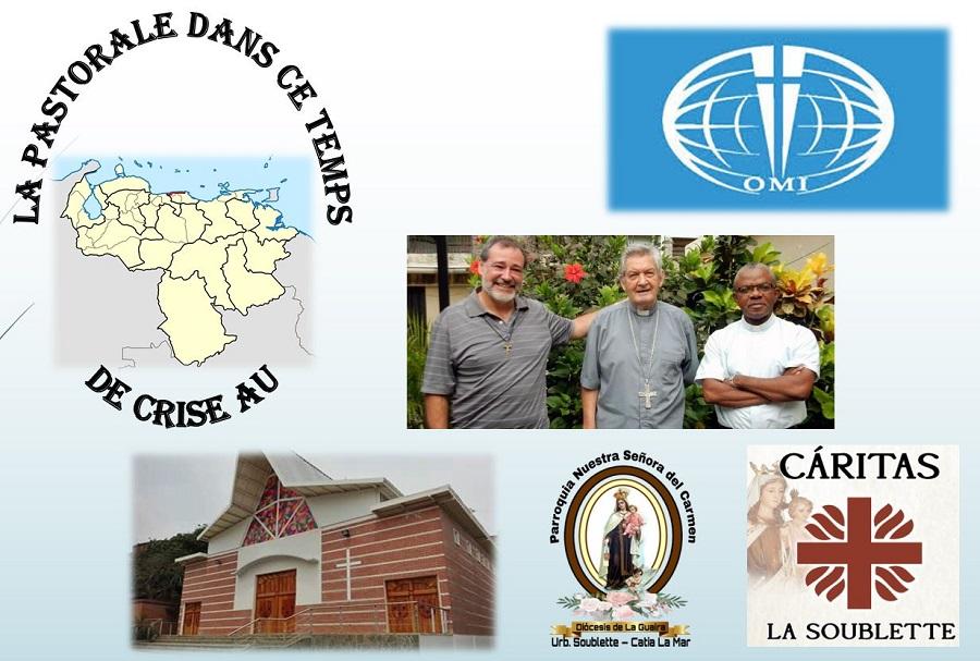 Soutien au Père Néné pour le Venezuela