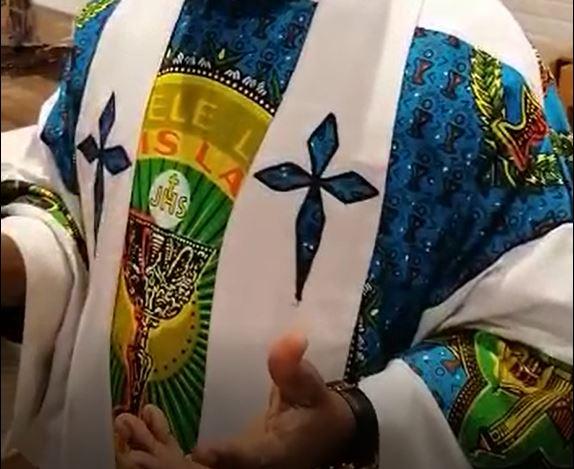 Le triduum pascal filmé à Saint Paul