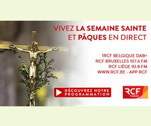 Vivre la semaine Sainte et Pâques en direct