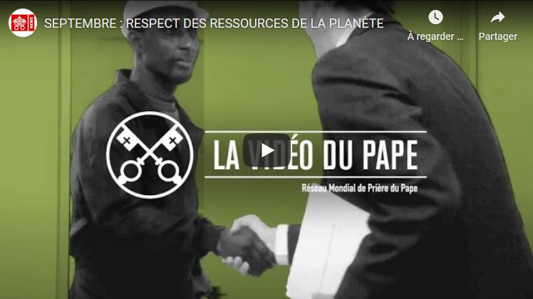 """La """"Vidéo du Pape"""""""