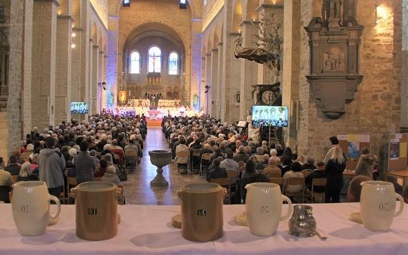 Messe chrismale 2020 : aussi par internet !